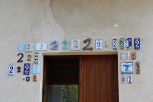 Erreurs à éviter sur votre maison - Numéro civique