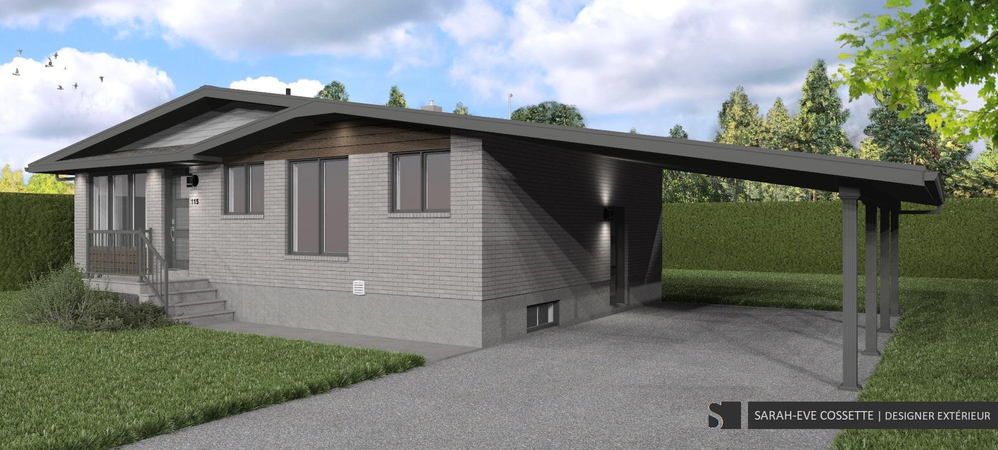 Design exterieur Lebel-sur-Quevillon Rénovation Nord-Du-Québec