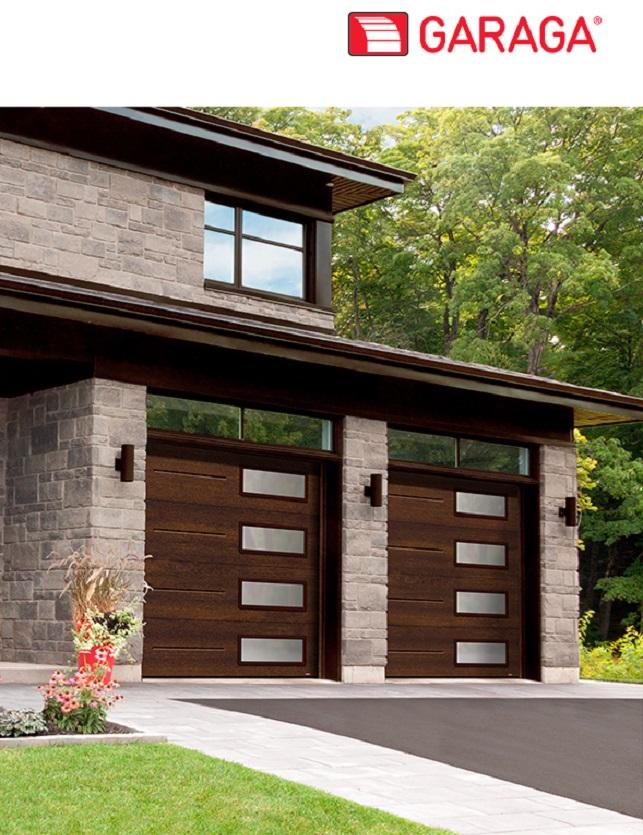 Garaga Design exterieur au Quebec