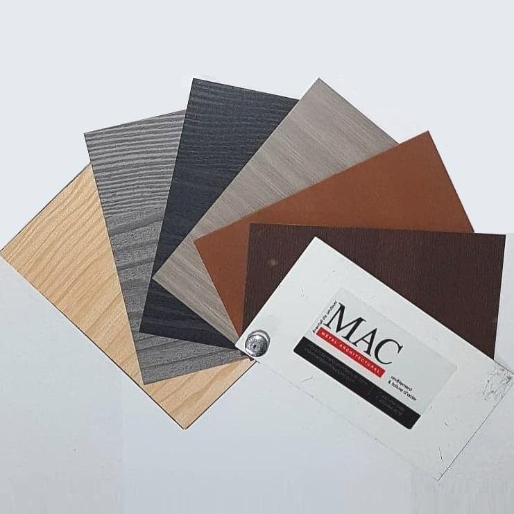 MAC Echantillon Harrywood Collection bois
