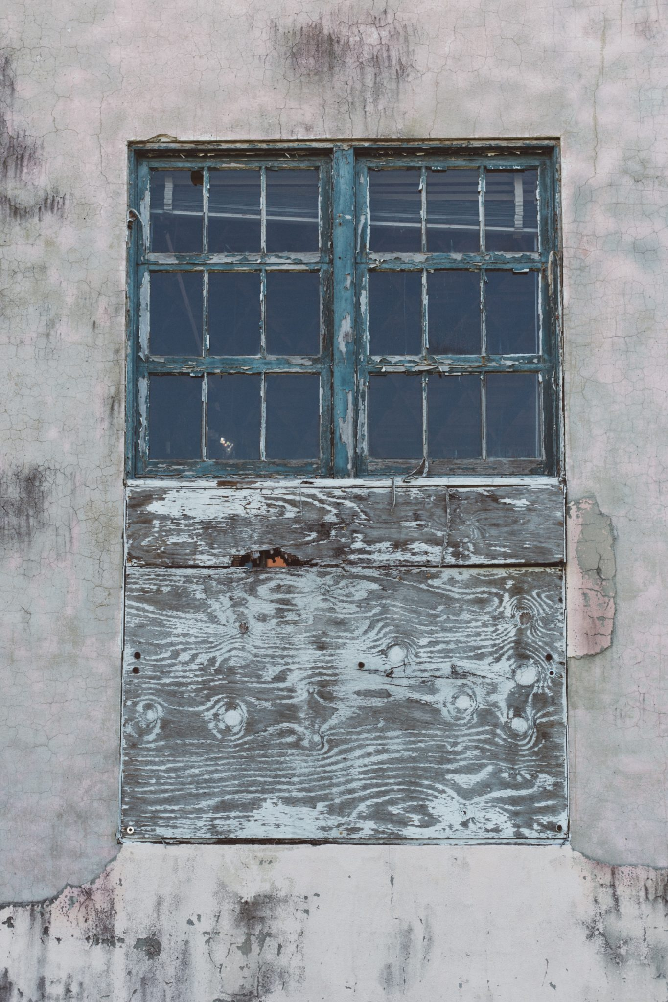 Fenêtre condamnée dans un mur de pierre quoi faire, Trou de fenêtre dans un mur de brique