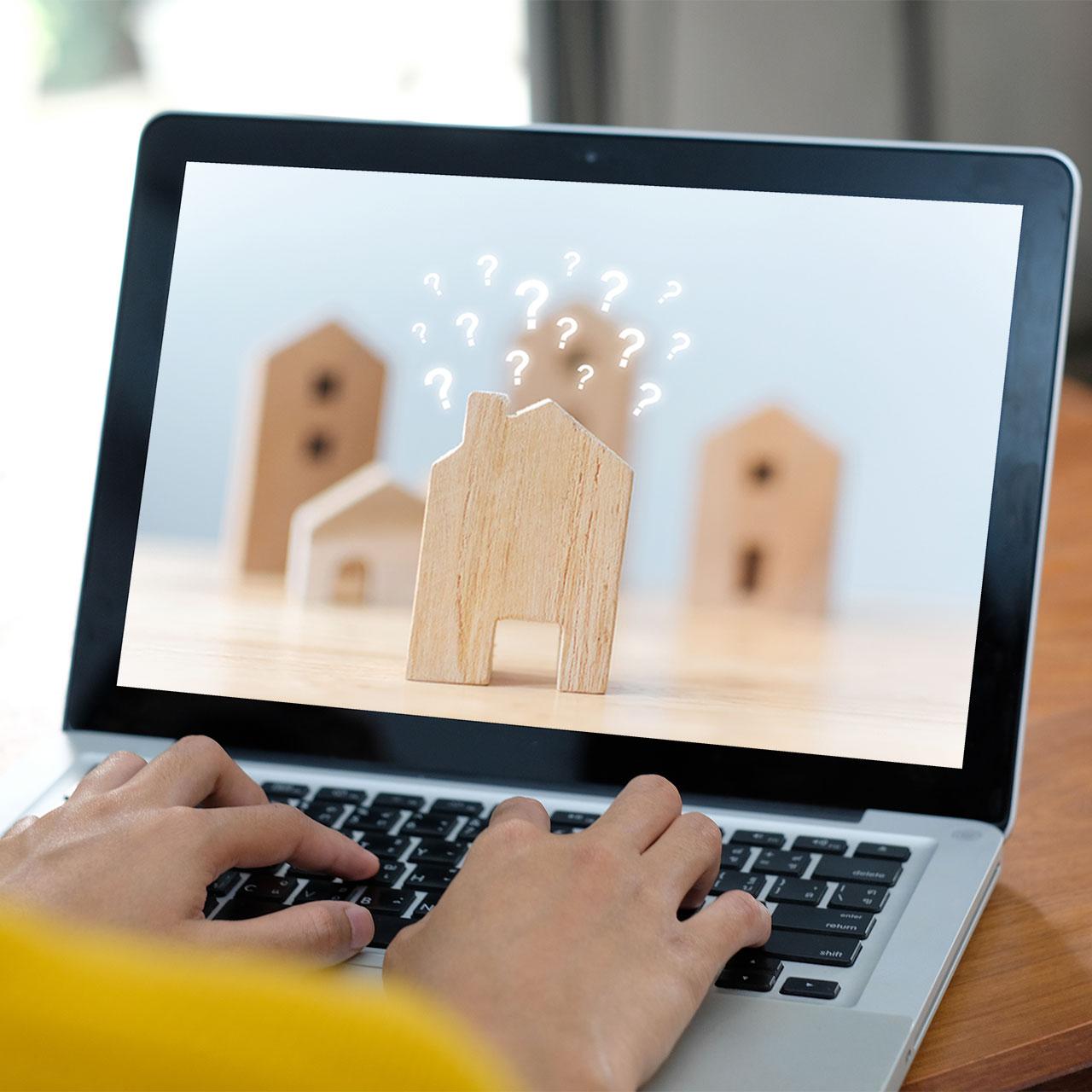 Consultation par courriel en design extérieur